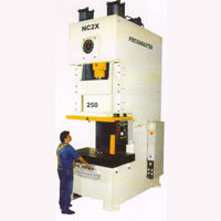 Single Point C Frame Press Machine (NC2X Series)
