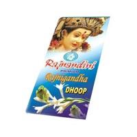 Rajnandini Premium Rajnigandha Brown Incense Cones