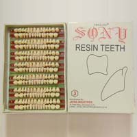 Sony Resin Teeth