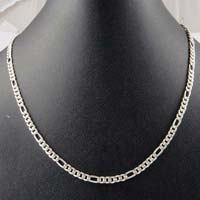 stylish silver chains