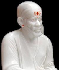 Marble Sai Baba Statue 01