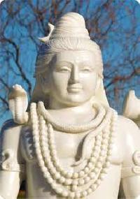 Marble Shiva Statues