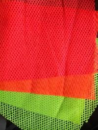 Fluorescent High Visibility Fabric (60 GSM)