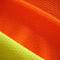 Fluorescent High Visibility Fabric (90GSM)