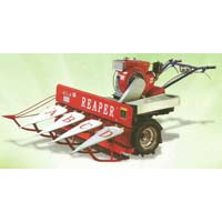 Power Driven Harvester