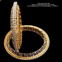 Diamond Bangles(ATBG-FG40)