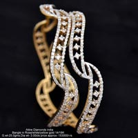 Diamond Bangles(ATBG-G1153)
