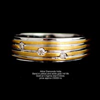 Ladies Diamond Bands(ATLR-N23)