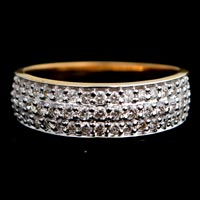 Ladies Diamond Bands(ATLR-TP441)