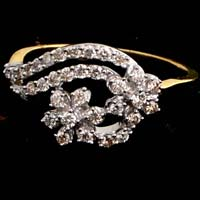 Ladies Light Weight Diamond Rings