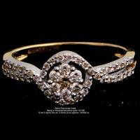 Ladies Light Weight Diamond Rings(ATLR-MJ14)