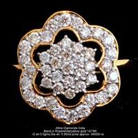 Ladies Traditional Diamond Rings(ATLR-LB09)