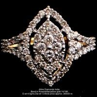 Ladies Traditional Diamond Rings(ATLR-MJ03)