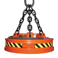 Circular Electric Lifting Magnet