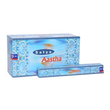 15 gm Satya Aastha Incense Sticks