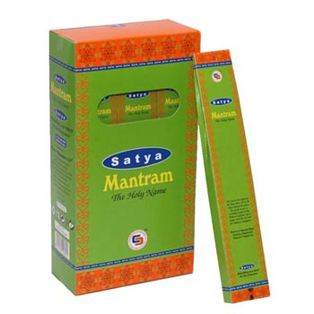 15 gm Satya Mantram Incense Sticks