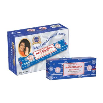250gm Satya Sai Baba Nag Champa Incense Sticks