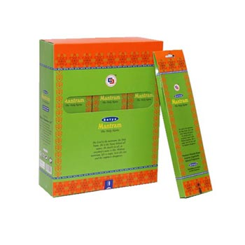 30 gm Satya Mantram Incense Sticks