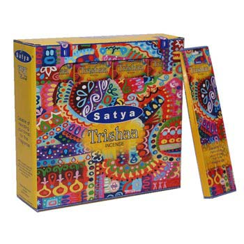50 gm Satya Trishaa Incense Sticks