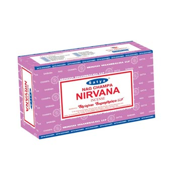 Satya Nag Champa Nirvana Incense Sticks