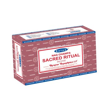Satya Nag Champa Sacred Ritual Incense Sticks
