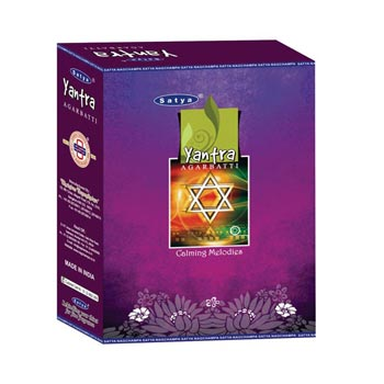 Satya Yantra Incense Sticks