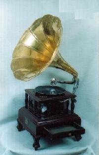 Antique Gramophone (8156)