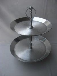 Metal Cake Stand 02