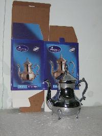 Metal Teapot 02