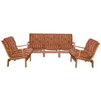 Bentwood Sofa Set (C-118)
