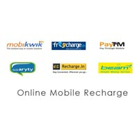 Online Mobile Recharge Services