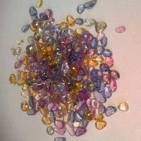 Multi Sapphire Stone