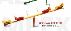 4 Seater See Saw (SS-02)