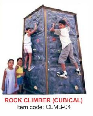 Cubical Rock Climber (CLMB-04)