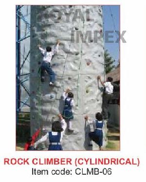 Cylindrical Rock Climber (CLMB-06)