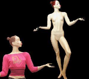 Female Mannequin 03