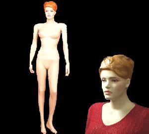 Female Mannequin 06