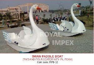 Swan Paddle Boat (RPB-02)