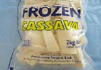 Frozen Cassava Chips