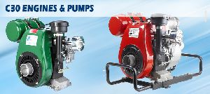 C 30 Engine Pumpset