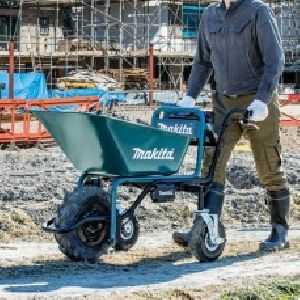 DCU180Z Battery Powered Wheelbarrow