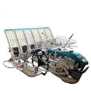 6 Row Walk Behind Rice Transplanter