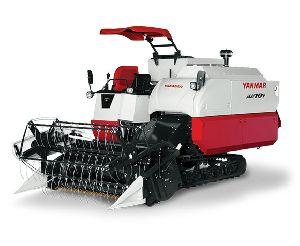 Yanmar Combine Harvester