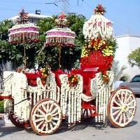 Wedding Baggi Services