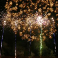 Wedding Firework Services