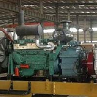High Pressure Air Compressor ( Electrical Motor Driven)