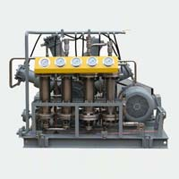 Argon Oil Free Gas Compressor