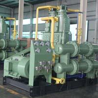 Oil Free Nitrogen Compressor (ZW-1500/8-30)