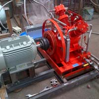 Oil Free Gas Compressors (SF6)
