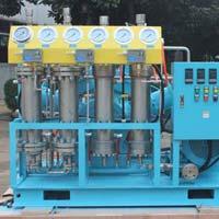 Oxygen Compressor Booster (GOW-100/4-150)